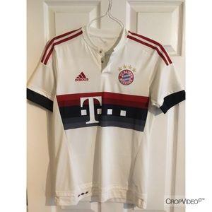 Bayern Munich 15/16 Away Jersey